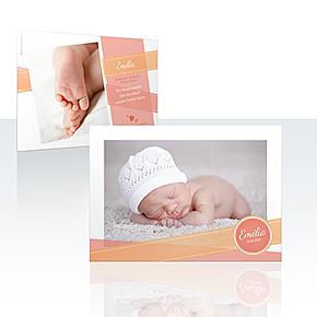 Geburtskarten - Liebeserklärung